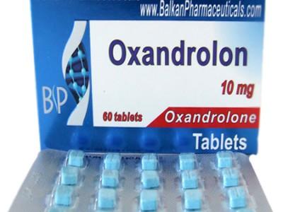 Oxandrolon 10mg