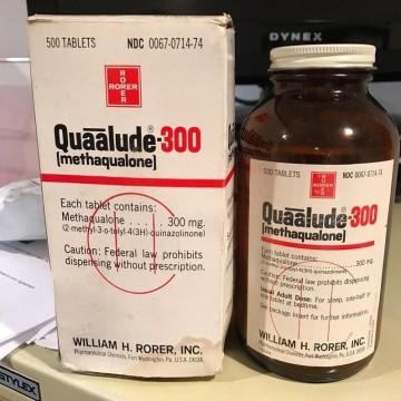 Quaaludes 300mg